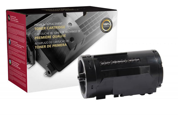 CIG Remanufactured Dell H815/S2815 Extra High Yield Toner Cartridge