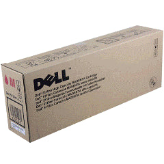 Dell KD557 Magenta, High Yield Toner Cartridge
