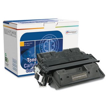Compatible Dataproducts DPC61XP Black, High Yield Toner Cartridge