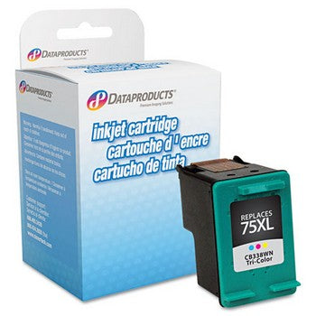 Compatible DPC75XL Tri-Color, High Yield (Dataproducts) Ink Cartridge