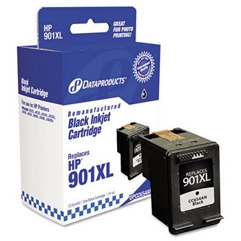 Compatible DPCC654AN Black, High Yield (Dataproducts) Ink Cartridge