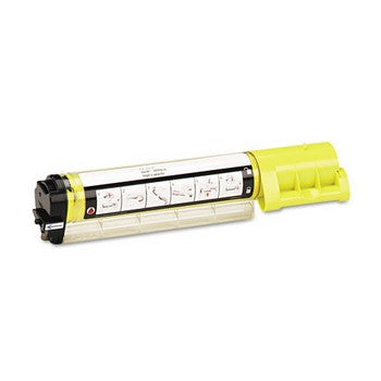Compatible Dataproducts DPCD3010Y Yellow, High Yield Toner Cartridge