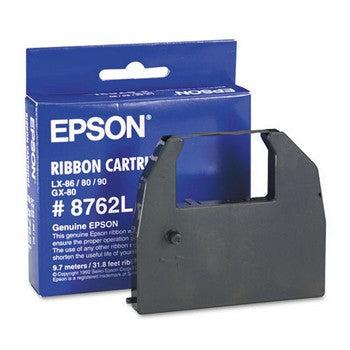 Epson 8762L Black Fabric Ribbon