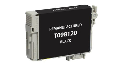 Compatible/Remanufactured Epson T098120 Ink Cartridge - Black