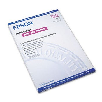 Epson S041069 Matte, 13 x 19, 100 Sheets/Pack Large Format Paper