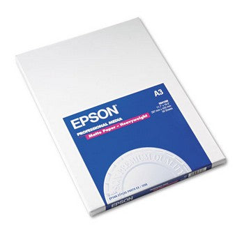 Epson 11.7 x 16.5 Heavyweight Matte Paper (S041260)
