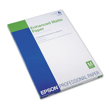 Epson 13 x 19 Enhanced Matte Archival Paper