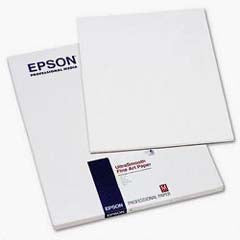Epson 17 x 22 in UltraSmooth Fine Art Paper, Epson S041897