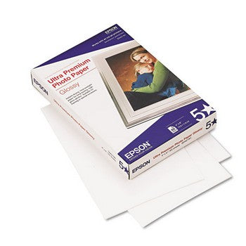 Epson Ultra Premium Glossy Photo Paper, 4 x 6in (S042181)