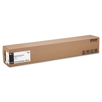 Epson 36in x 40ft Exhibition Canvas Gloss Roll (S045244)