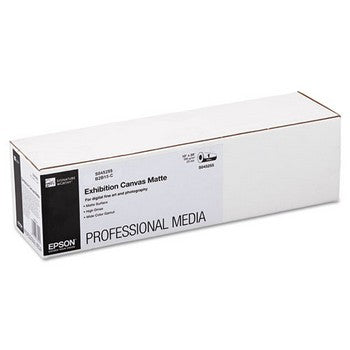 Epson 13in x 20ft Exhibition Canvas Matte Roll (S045255)