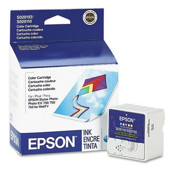Epson S193110 Color, 5-color ink Ink Cartridge