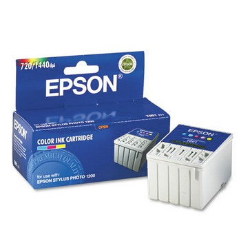 Epson T001 Color Ink Cartridge, Epson T001011