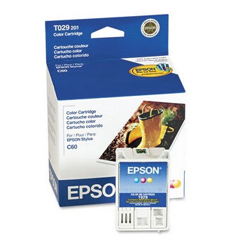 Epson T029 Color Ink Cartridge, Epson T029201