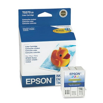 Epson T037 Color Ink Cartridge, Epson T037020