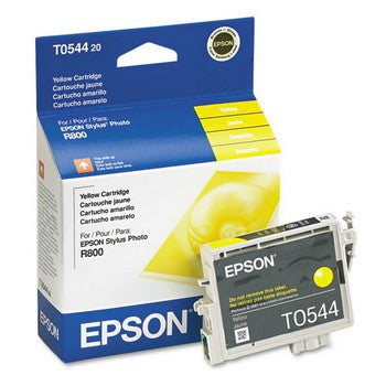 Epson T0544 Yellow Ink Cartridge, Epson T054420