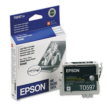 Epson T0597 Light Black Ink Cartridge, Epson T059720