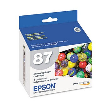 Epson 87 Clear Ink Cartridge, Epson T087020