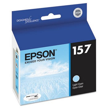 Epson 157 Light Cyan Ink Cartridge, Epson T157520