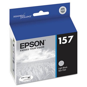 Epson 157 Light Black Ink Cartridge, Epson T157720