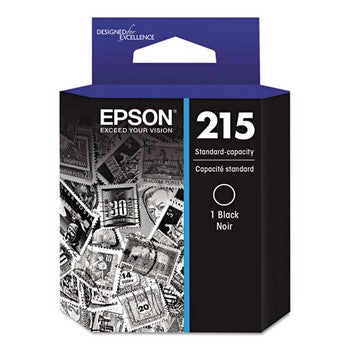 Epson T215 Black, Ultra Ink Ink Cartridge, Epson T215120