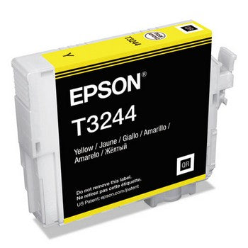 Epson 324 Yellow, Standard Yield Ink Cartridge, Epson T324420