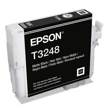 Epson 324 Matte Black, Standard Yield Ink Cartridge, Epson T324820