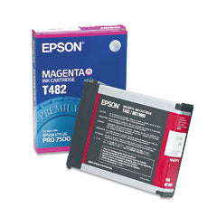 Epson T482 Magenta Ink Cartridge, Epson T482011