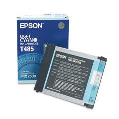 Epson T485 Light Cyan Ink Cartridge, Epson T485011