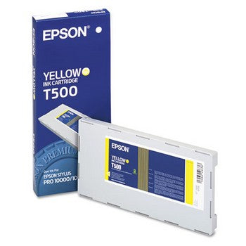 Epson T500 Yellow Ink Cartridge, Epson T500011