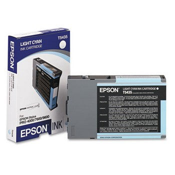 Epson T5435 Light Cyan Ink Cartridge, Epson T543500