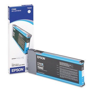 Epson T544200 Cyan Ink Cartridge, Epson T544200