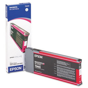 Epson T544300 Magenta Ink Cartridge, Epson T544300