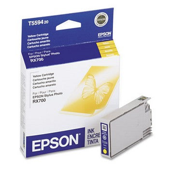 Epson T5594 Yellow Ink Cartridge, Epson T559420