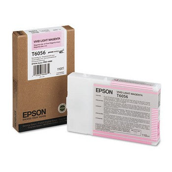 Epson T6056 Light Magenta Ink Cartridge, Epson T605600