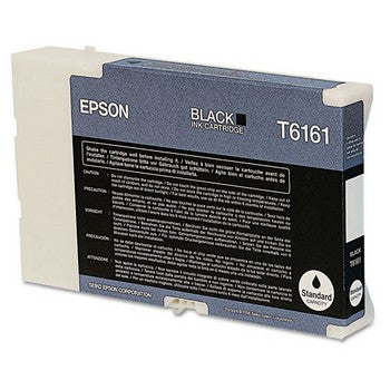 Epson T616100 Black, Standard Capacity Ink Cartridge