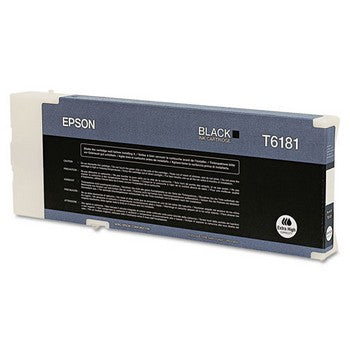 Epson T618100 Black, Extra High Yield Ink Cartridge