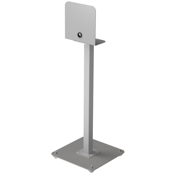 "FeverWarn Floor Stand, Pedestal Mount with Cable Channel, 32"" Scan Height"
