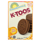 Kinnikinnick Cookies - Fudge Cream - Case Of 6 - 8 Oz.
