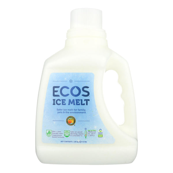 Earth Friendly Ice Melt - Case Of 4 - 6.5 Lb.