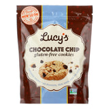 Dr. Lucy's - Cookies - Chocolate Chip - Case Of 8 - 5.5 Oz.
