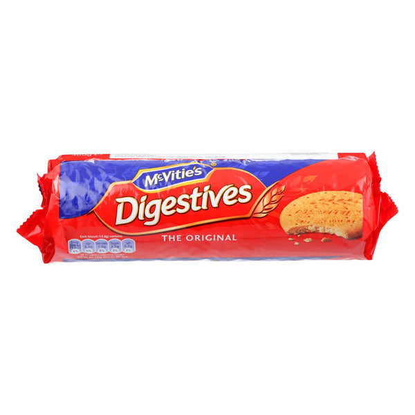 Mcvities Biscuits - Digestives - Large - 14.1 Oz - Case Of 12