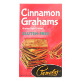 Pamela's Products - Grahams Style Crackers - Cinnamon - Case Of 6 - 7.5 Oz.