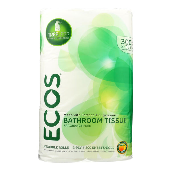 Earth Friendly Treeless Toilet Paper - Case Of 6 - 12 Count