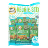 Good Health Veggie Straws - Sea Salt - Case Of 8 - 1 Oz.