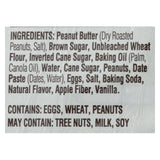 Matt's Bakery Peanut Butter Soft-baked Cookies  - Case Of 6 - 14 Oz