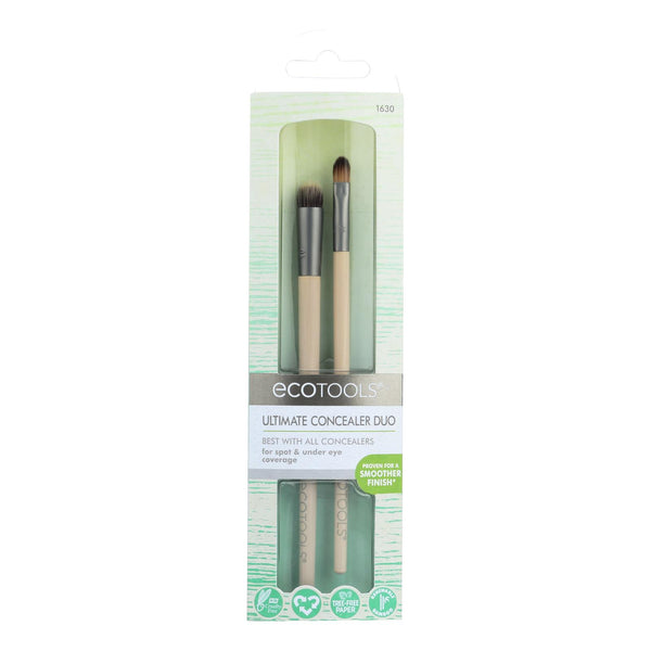 Ecotools Ultimate Concealer Duo  - Case Of 2 - Ct