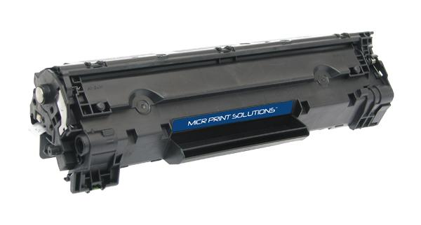 MICR Print Solutions Genuine-New MICR Toner Cartridge for HP CB435A (HP 35A)