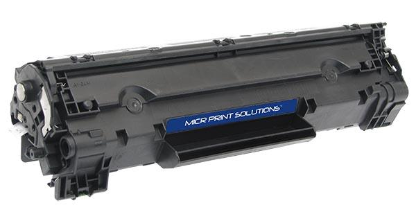 MICR Print Solutions Genuine-New MICR Toner Cartridge for HP CE278A (HP 78A)