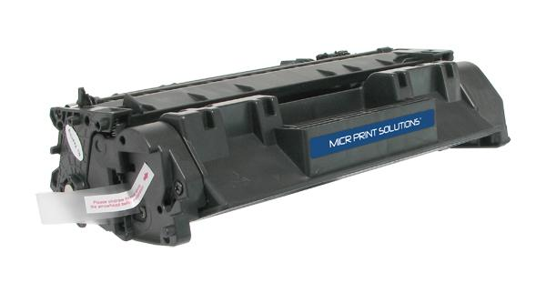 MICR Print Solutions Genuine-New High Yield MICR Toner Cartridge for HP CE505X (HP 05X)
